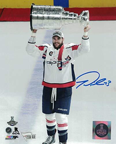 Tom Wilson Autographed/Signed Washington Capitals 8x10 Photo FAN ()