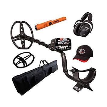Metal Detector Garrett AT MAX Pro Pointer Z-Link - Bolsa de ...