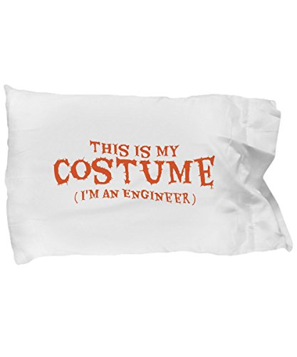 Pillow Covers Design Funny Halloween Costume GIF I'm an Engineer Gift Pillow Cover Ideas]()