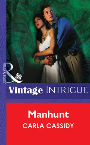 Manhunt (Mills & Boon Vintage Intrigue) (Cherokee Corners)