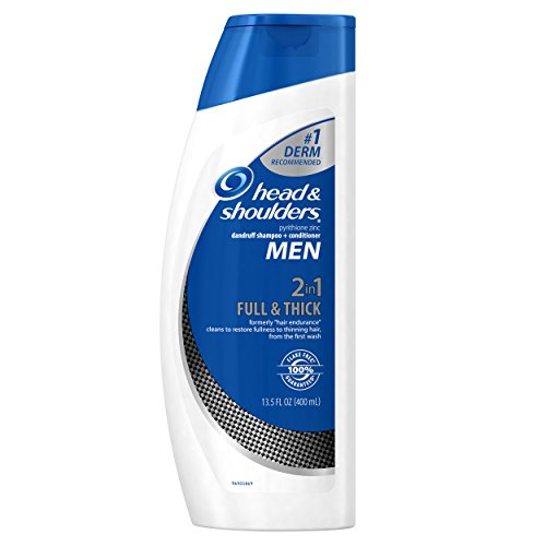 Head & Shoulders Hommes complet
