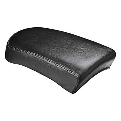 - 08-14 HARLEY FLSTC: Le Pera Bare Bones Pillion Pad (150mm Tires) (Black)