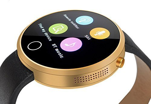 EFOSHM Smart Watch for Android smartphones - Gold