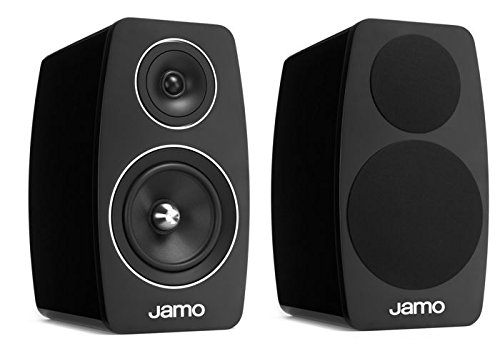 Jamo C103 Gloss Black (Pr.) Bookshelf Speakers