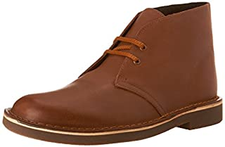 CLARKS Men's Tan Leather Bushacre 3 10 D(M) US (B00UWIZZ5K) | Amazon price tracker / tracking, Amazon price history charts, Amazon price watches, Amazon price drop alerts