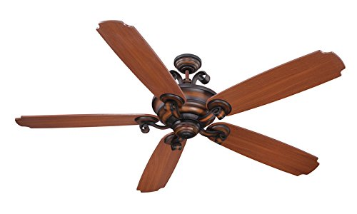 Craftmade K11024 Ceiling Fan Motor with Blades Included, 68″ For Sale