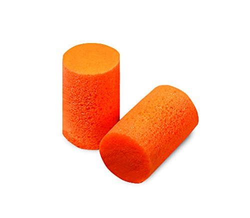 Howard Leight by Honeywell FirmFit Disposable Foam Earplugs, Polybag, 200-Pairs (FF-1)