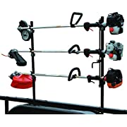 Buyers LT10 3-Trimmer Landscape Truck & Trailer Locking Rack