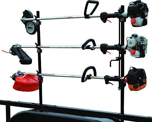 Buyers LT10 3-Trimmer Landscape Truck & Trailer Locking Rack ()