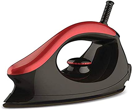 045b56f155b Buy CHARTBUSTERS Non-Stick Coated Plate Compact Light Weight Dry Iron  (Multicolour) Online at Low Prices in India - Amazon.in