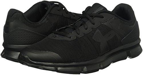 Chaussures Ua Course noir Noir De Armour Pour swift Speed Under G Homme Micro 5YxBq78