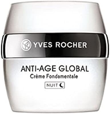 Amazoncom Yves Rocher Anti Age Global Complete Anti Aging Night