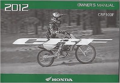honda motorcycle owners manuel