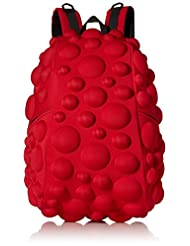 Mad Pax KZ24483736 Hot Tamale Bubble Halfpack Bag, Red, One Size