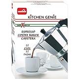 DDI 2268085 12 Cup Aluminum Espresso Maker Case of 6