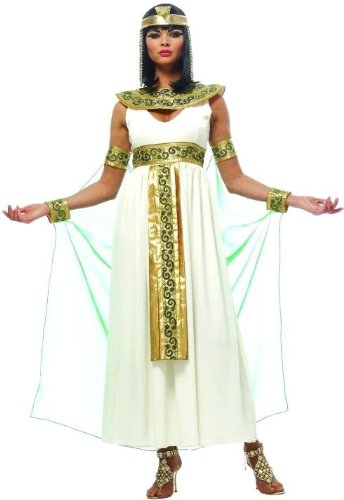 Cleopatra Costume - Medium - Dress Size (Egypt Halloween Costumes)