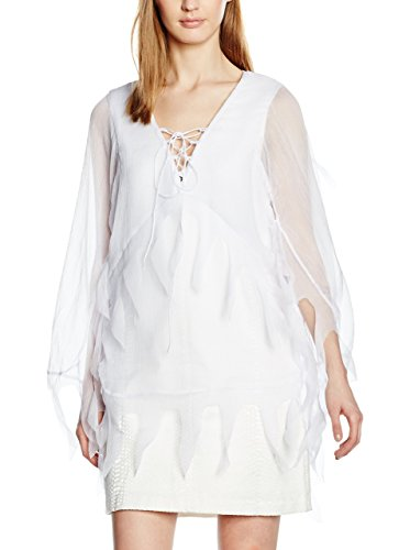 WEDONTKILLANIMALS Erim, Camisa para Mujer White