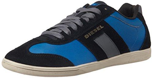 Diesel Vintagy Lounge Herren Sneaker Blau