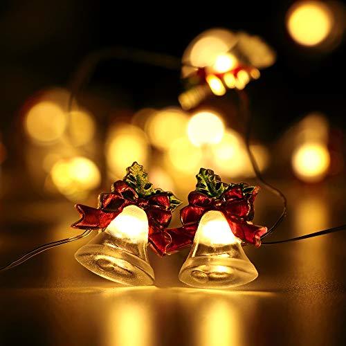 Christmas Bell Lights Outdoor