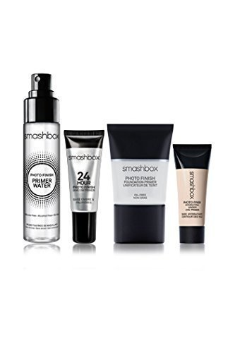 Smashbox Smashbox Primer Authority Try It Kit, 4 Fluid Ounce