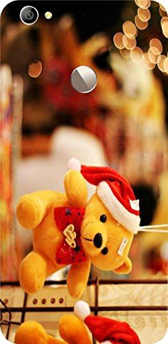 shengshou teddy bear design mobile back cover for leeco letv le 1s   yellow gold   Gold; Yellow