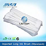 Yoton 50 pcs/Bag Imported Long swabs for Cotton