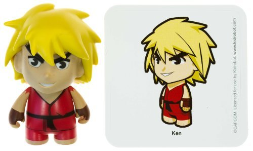 Ken 1: Street Fighter x KidRobot ~3