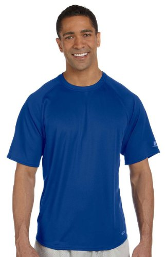 Russell Athletic Dri-Power Raglan T-Shirt, 2XL, ()