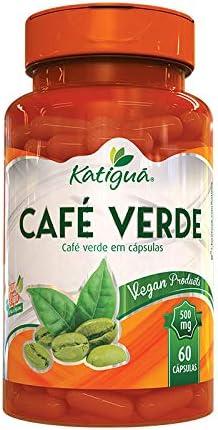 Café Verde 60 Cápsulas de 500mg, Katiguá