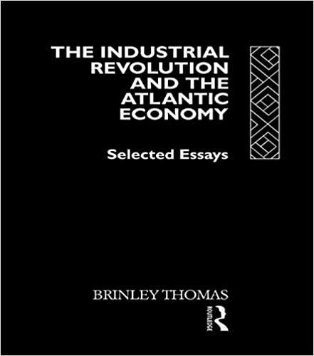 Amazoncom The Industrial Revolution And The Atlantic Economy  The Industrial Revolution And The Atlantic Economy Selected Essays St  Edition Kindle Edition