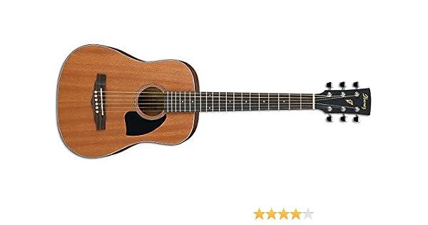 Ibanez PF2MH-OPN 3/4 PF - Guitarra acústica (incluye funda): Amazon.es: Instrumentos musicales