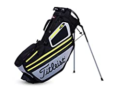 High-grade aluminum legs and advanced hinged bottom for best-in-class stability and durability       Self-balancing, convertible strap system       Integrated cart strap tunnel for easy access       Double apparel pockets for maximum s...