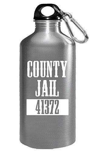 County Jail Inmate Prison Criminal Halloween Costume -