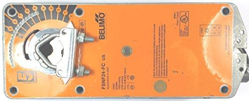 - BELIMO FSNF24-FC US 24V 70IN-LB SMOKE DAMPER ACTUATOR