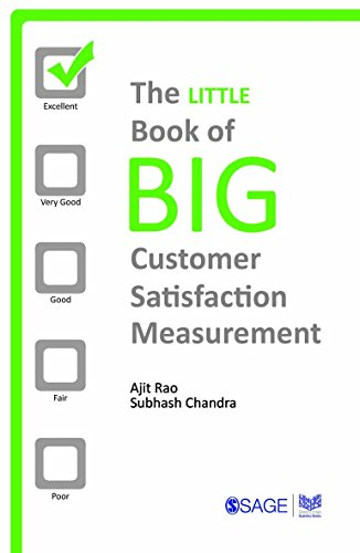 The Little Book of Big Customer Satisfaction Measurement (Response Books)