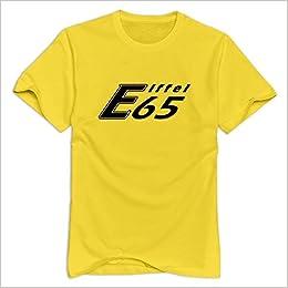 Amazon com: WYBU Men's Eiffel 65 T-Shirt Yellow US Size XL,100