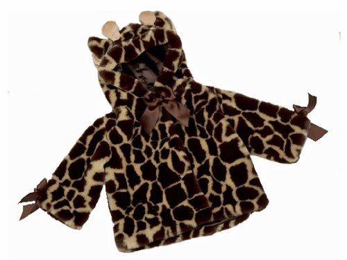 Bearington Baby - Giraffe Couture Coat (6 - 12 Months)
