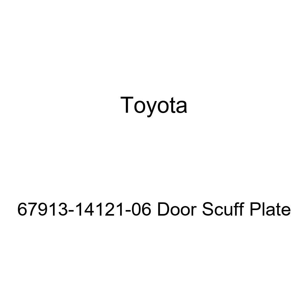 TOYOTA Genuine 67913-14121-06 Door Scuff Plate