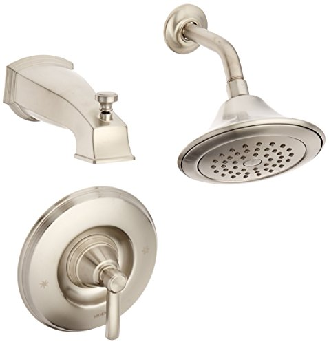Moen Centerset Shower Chrome Faucet Chrome Centerset