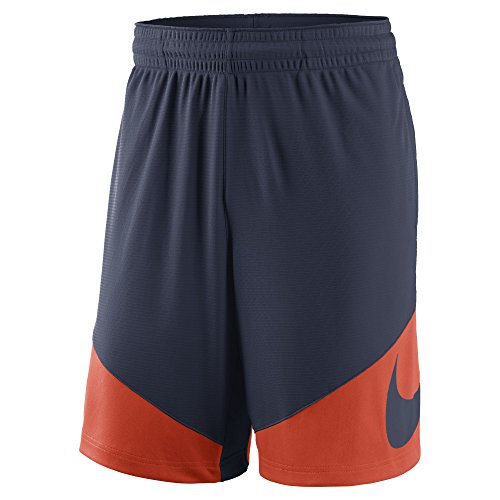 Nike Men's Syracuse Orange Classic Shorts College Navy Size -