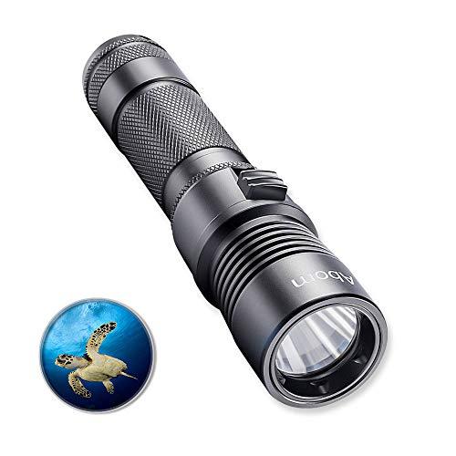 Abom Pro Diving Flashlight