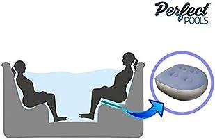 Spa Booster Seat Pool Life Bath /& Hot Tub Soft Cushion Pillow