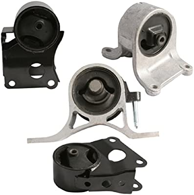 For 02 03 04 05 06 Nissan Altima 2.5L Engine Motor Mount Front Right A7342 NEW
