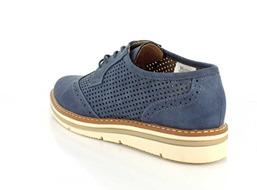 Lace Faux Nubuck Oxford Griffith Womens Up Blue Wanted In6qxBwEI