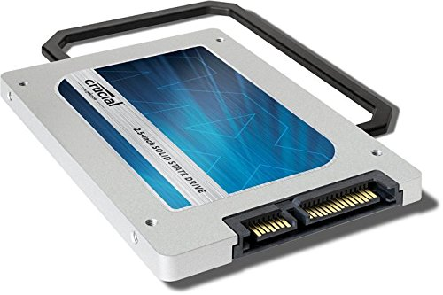 [OLD MODEL] Crucial MX100 512 GB SATA 2.5-Inch 7mm Internal Solid State Drive CT512MX100SSD1
