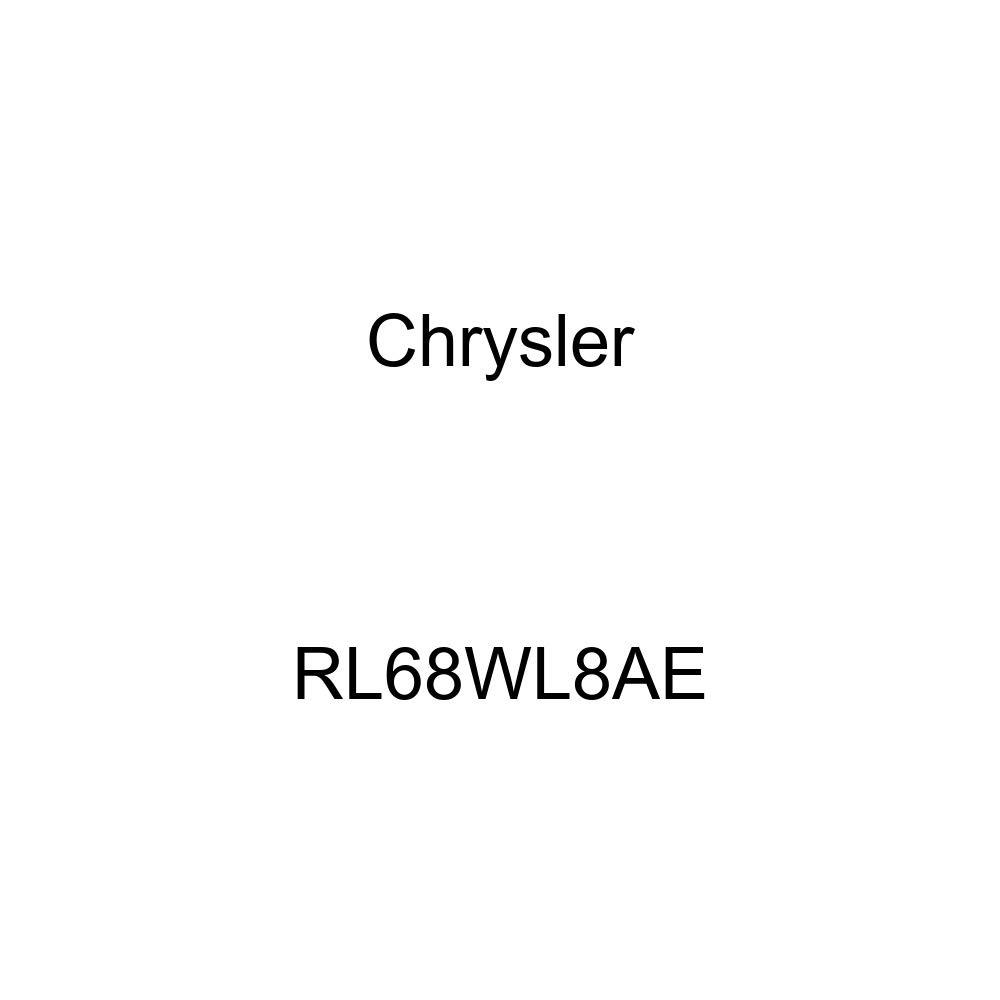 Genuine Chrysler RL68WL8AE Steering Wheel