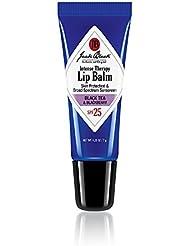 Jack Black Intense Therapy Lip Balm SPF 25, Black Tea & Blackberry, 0.25 fl.oz.