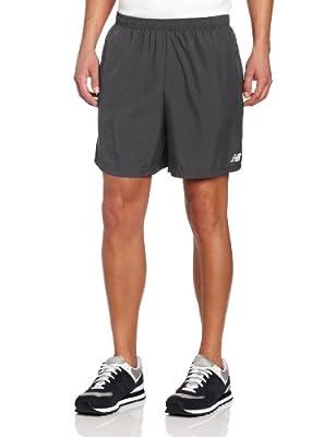Balance Men's 7-Inch Go 2 Shorts by New Balance