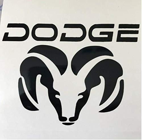 Dodge Ram Decal 3.5 4.5 5.5 Truck Window Bumper Laptop Pickup Van 1500 2500 Copy
