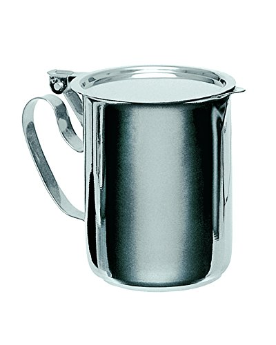 (Update International (SS-10) 10 Oz Stainless Steel Stacking Server)